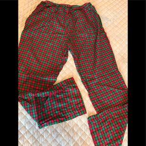 Vineyard Vine men's lounge pants